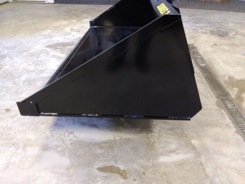 Material Bucket Skid Steer Attachment Series 2