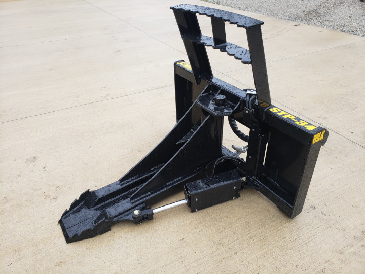 Global Tractor Tree Puller Attachment